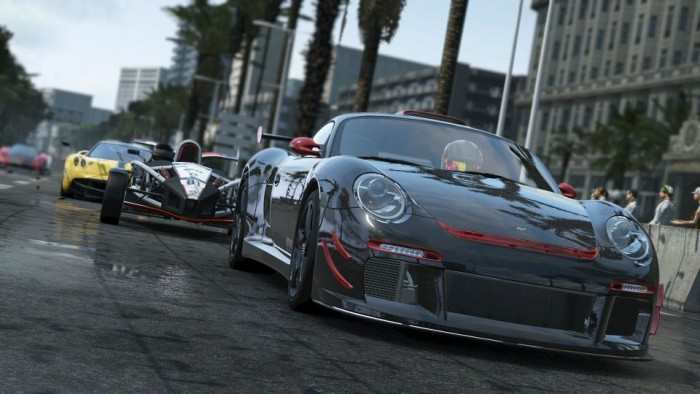 Aperte le registrazioni per l'ESL Multi-Class European Championship di Project CARS per PlayStation 4