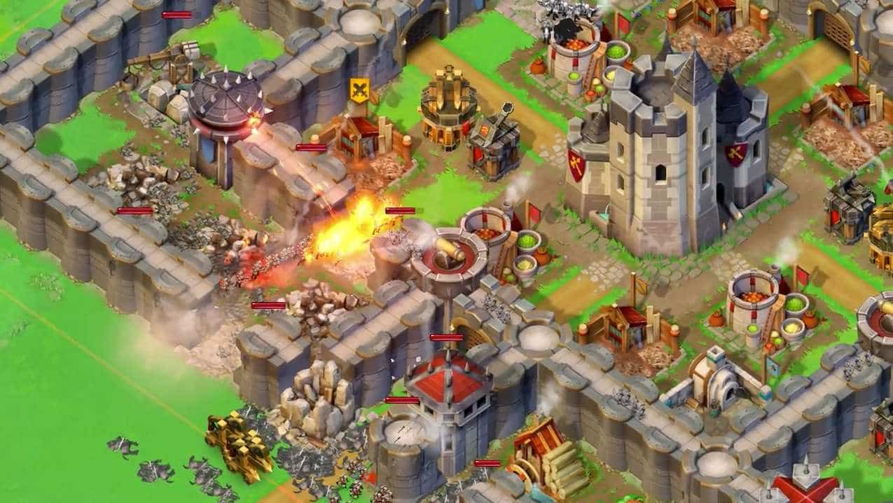 Age of empires castle siege 232 disponibile da oggi su ios