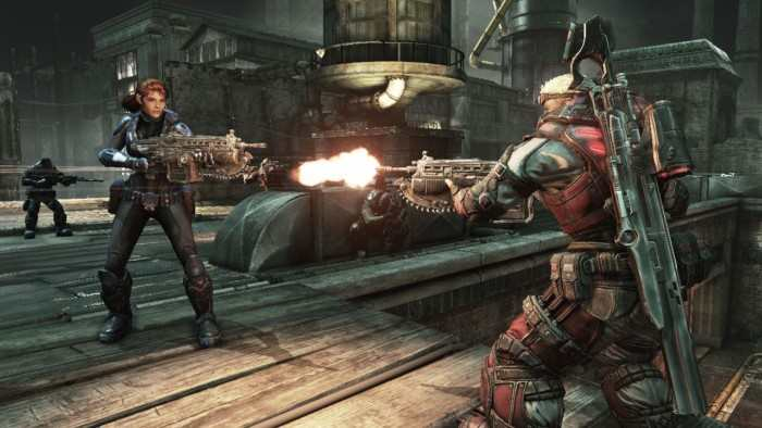 Gears of War 4 pronto a diventare Inconcepibile in estate
