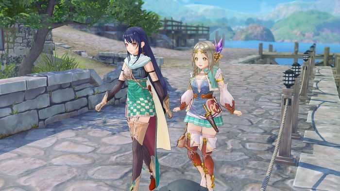 Nuove immagini per Atelier Firis The Alchemist and the Mysterious Journey