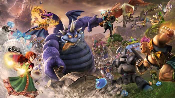 Dragon Quest Heroes II disponibile su PS4 e PC