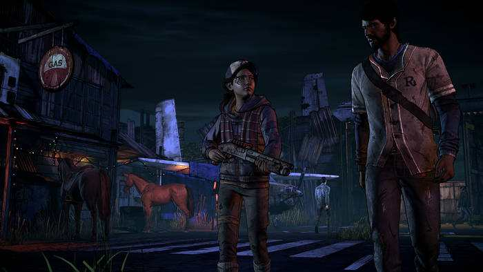 Recensione: The Walking Dead - A New Frontier / Ties that Bind