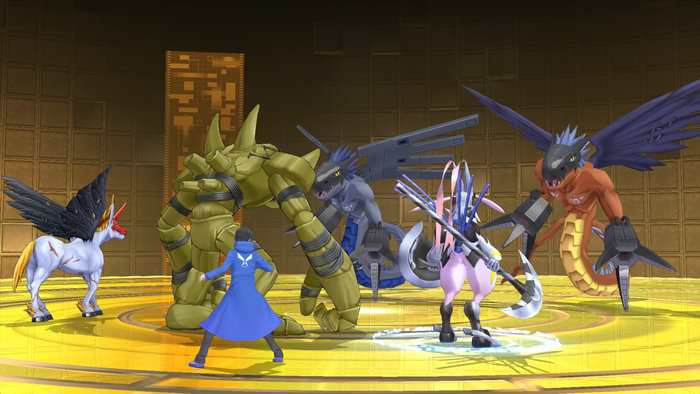 Digimon Story: Cyber Sleuth - Hacker's Memory si mostra nel primo trailer