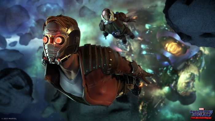Nuove immagini per Guardians of the Galaxy: The Telltale Series