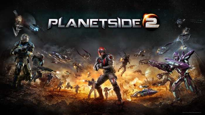 Planetside 2 in 1080p a 30fps