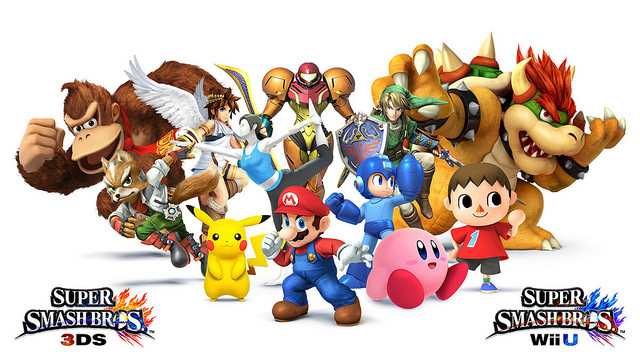 [Multi] In arrivo nuovi DLC per Super Smash Bros. (Aggiornato)