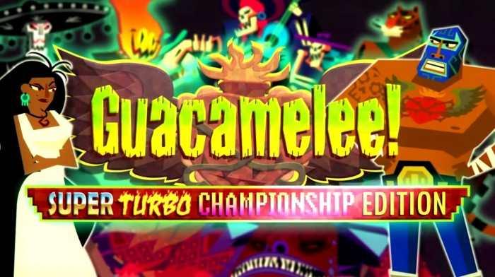[Recensione] Guacamelee! Super Turbo Championship Edition – Cazzotti mascherati