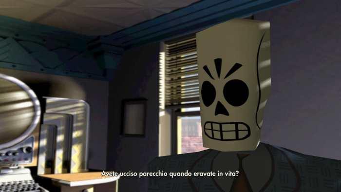 """[Recensione] Grim Fandango Remastered – """"Non mi va che tutti mi chiedano di Grim Fandango"""""""