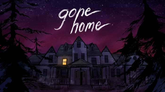 [Recensione] Gone Home – Sorelle