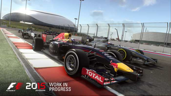 [Multi] Ecco il primo video gameplay di F1 2015