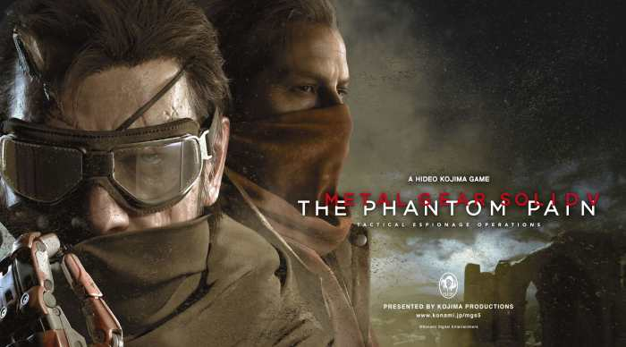 Ecco i requisiti PC di Metal Gear Solid V: The Phantom Pain