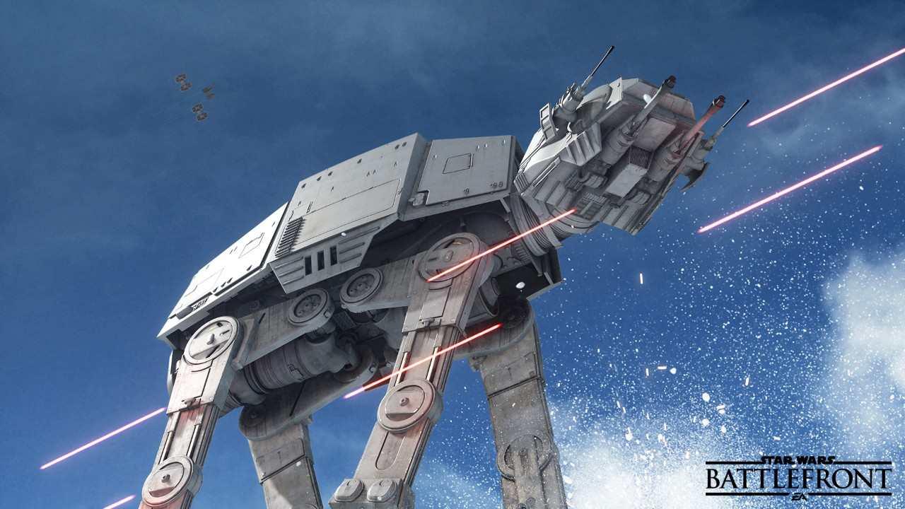 star wars battlefront videogame