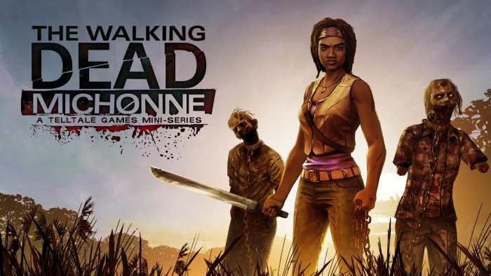 [Multi] The Walking Dead: Michonne è la nuova miniserie di Telltale