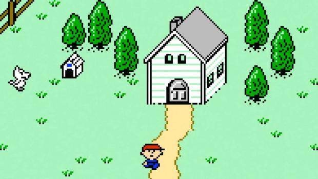 mother - earthbound beginnings