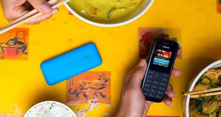 [Tech] Microsoft lancia il nuovo Nokia 105 con batteria a lunga durata
