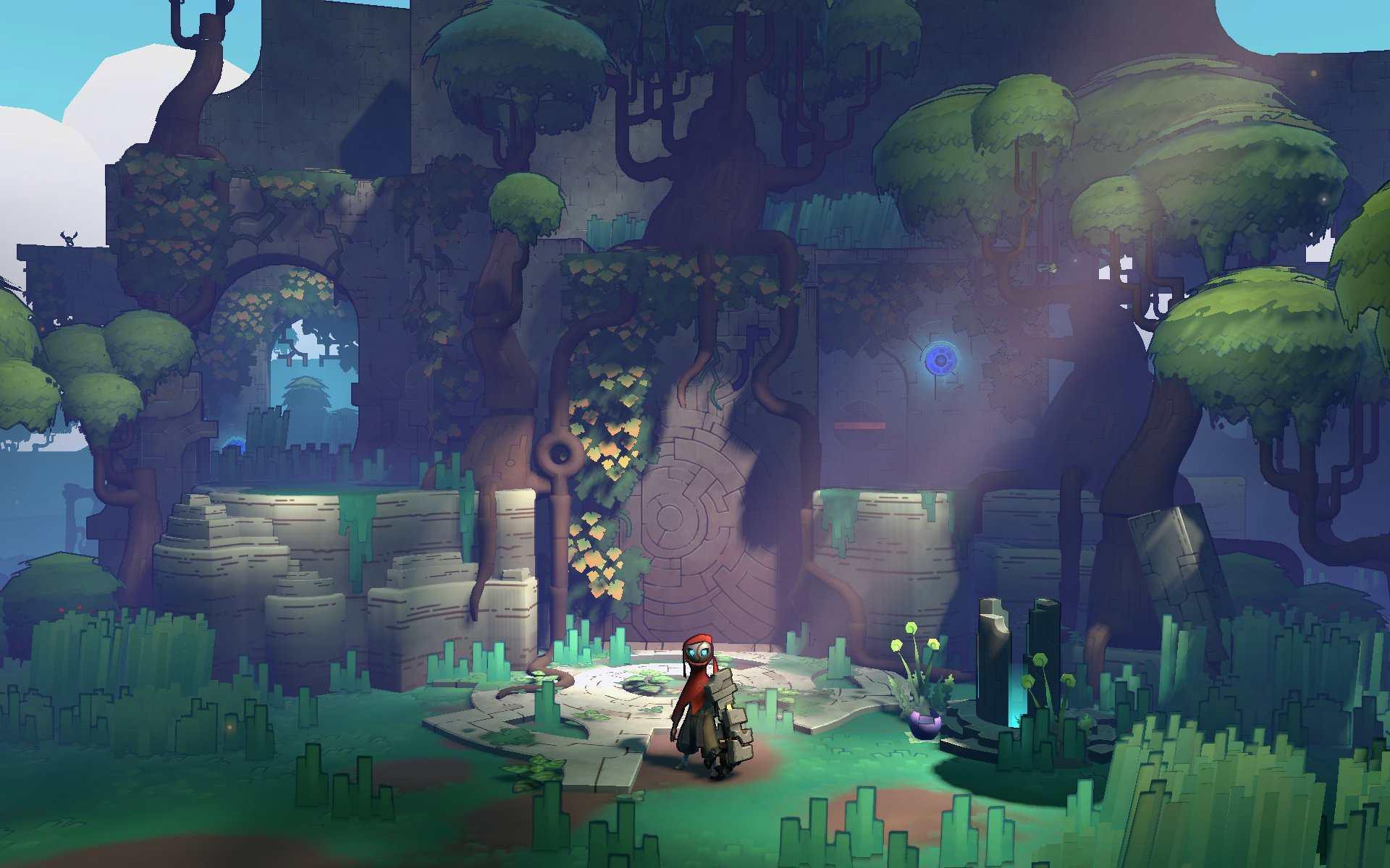 Hob – Recensione | L'eccellente tributo a Zelda arriva anche su Switch