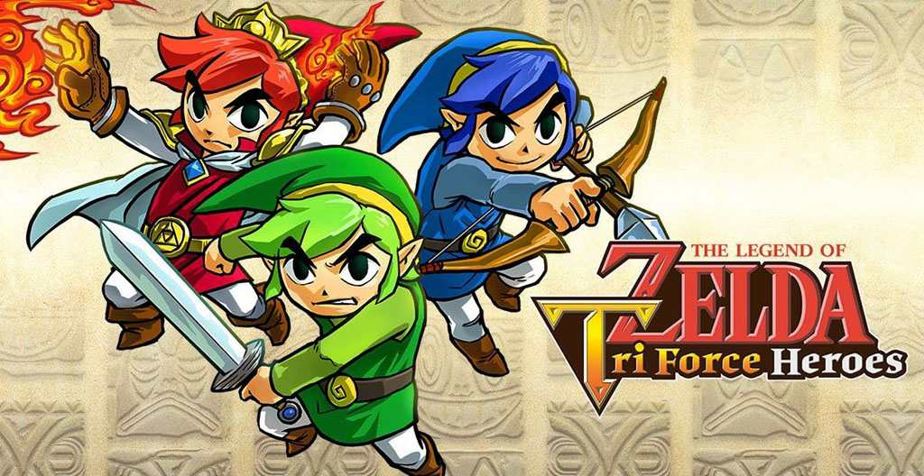 The Legend of Zelda: Tri Force Heroes – Recensione