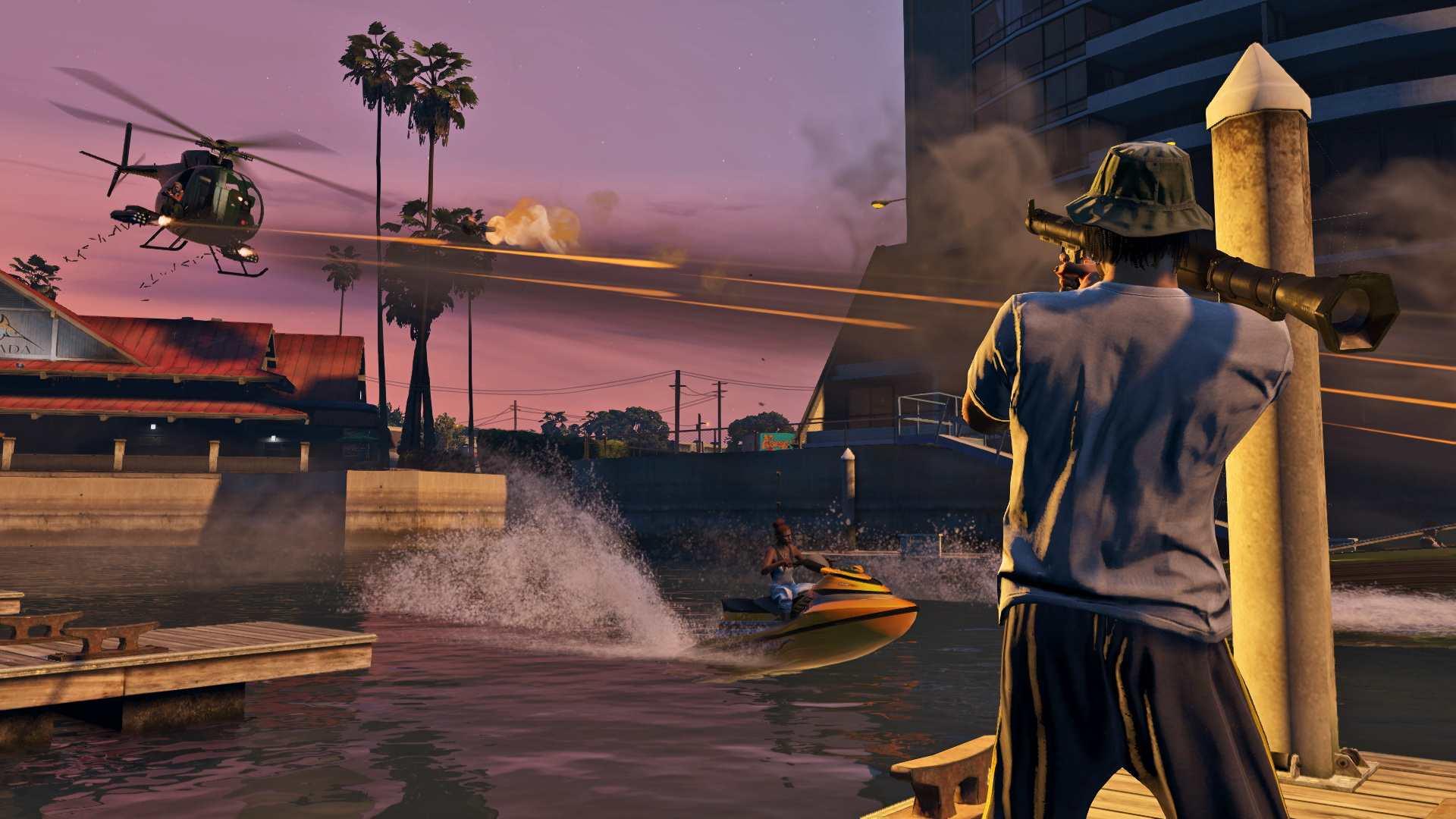 Grand Theft Auto gta Online videogiochi