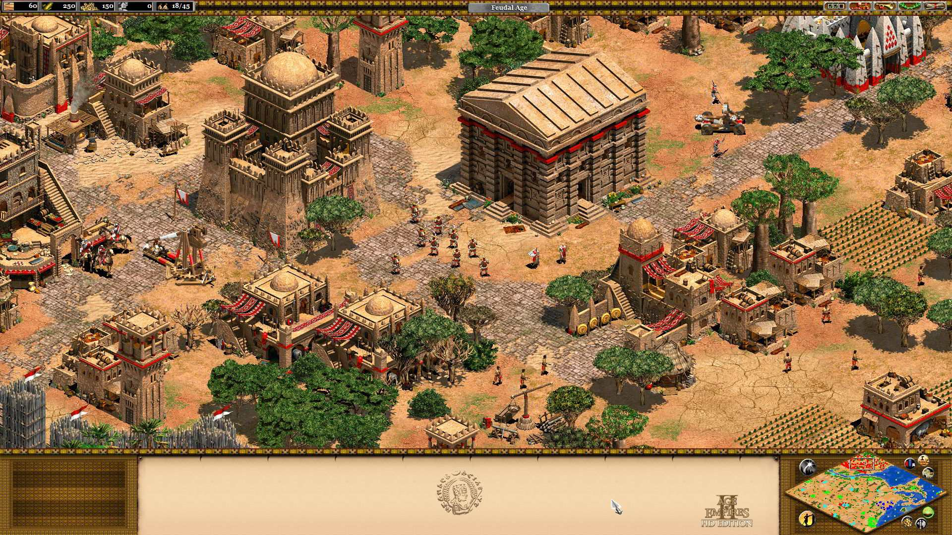 age of empires 2 hd african kingdoms