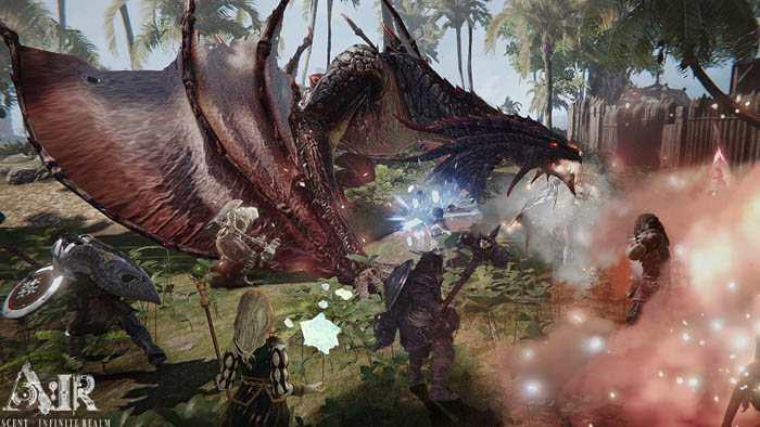 Scopriamo AIR, affascinante MMORPG fantasy con mitagliatrici