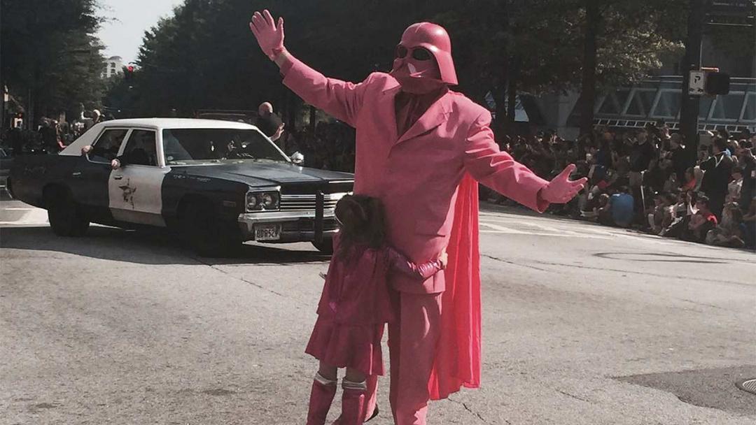 pink darth veder star wars battlefront 2