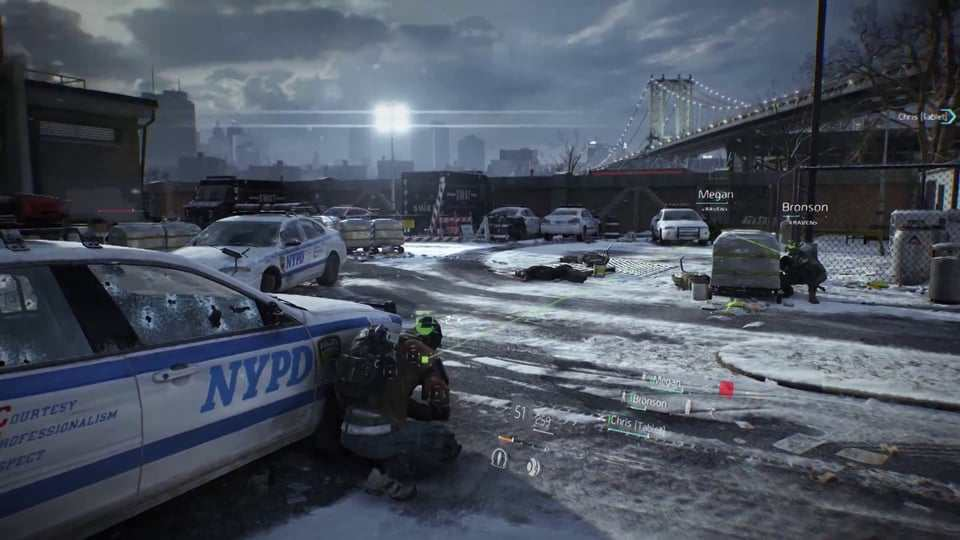 Tom Clancy's The Division videogames