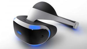 PlayStation VR visore vr