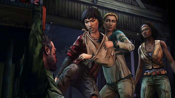 [Recensione] The Walking Dead: Michonne - Episodio 3: What We Deserve