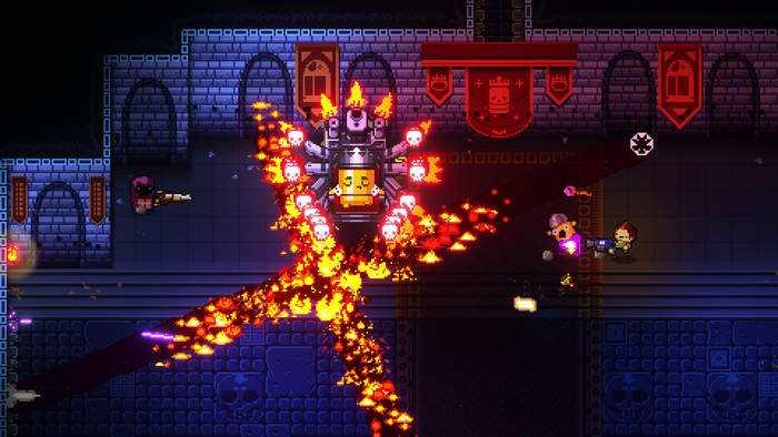 [Recensione] Enter the Gungeon - Un piacevole inferno
