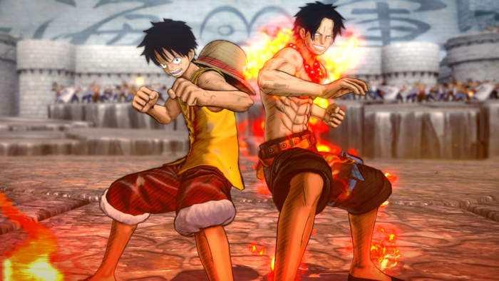 Recensione: One Piece Burning Blood