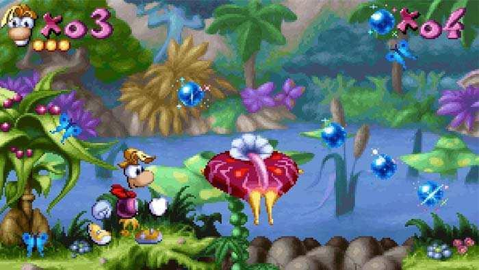 [Recensione] Rayman Classic – La melanzana originale diventa mobile