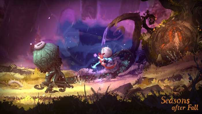 L'incantevole Seasons After Fall ci ricorda Ori and the Blind Forest