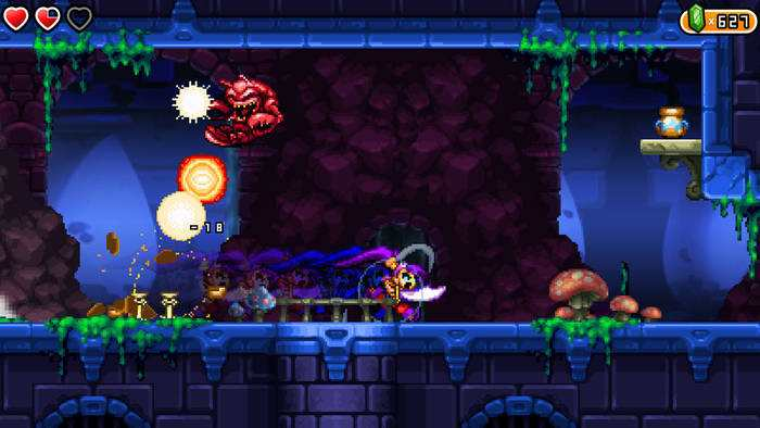 [Recensione] Shantae and the Pirate's Curse - Solidi metroidvania crescono