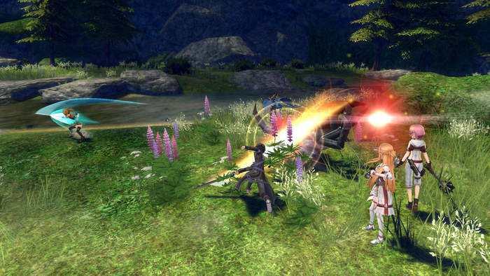 In arrivo nuovi aggiornamenti gratuiti per Sword Art Online Hollow Realization