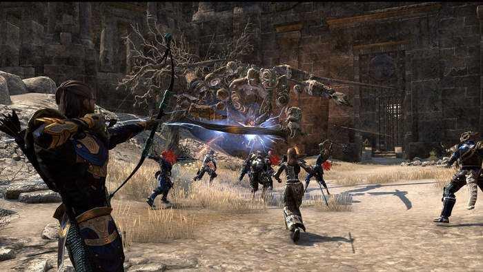 The Elder Scrolls Online: Morrowind si prepara al Warden, nuovo trailer
