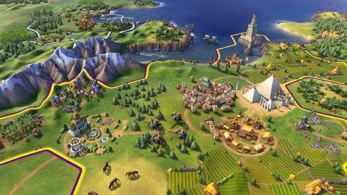 Civilization VI nrs