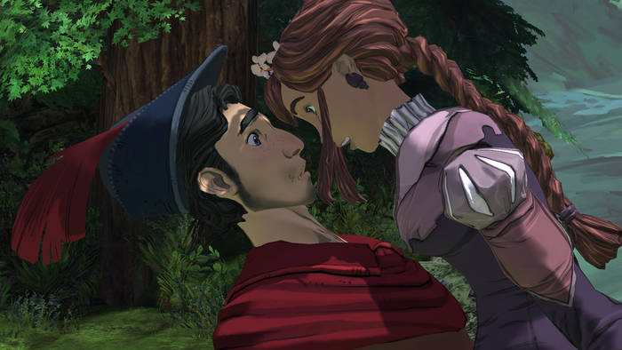 King's Quest episode 3 episodio 3 once upon a climb nrs
