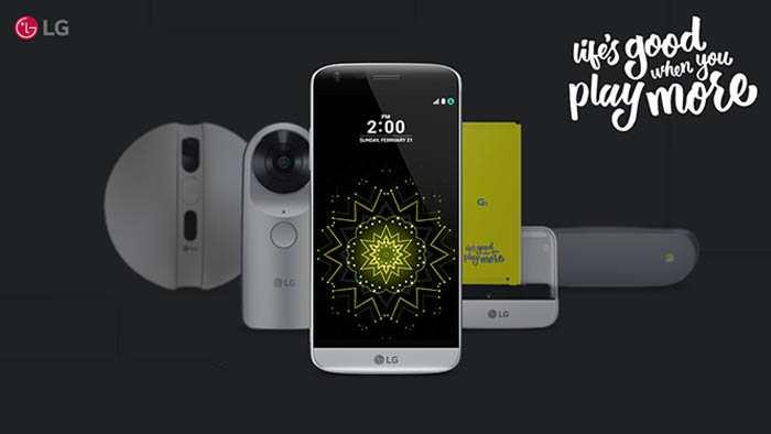 [Recensione] LG G5 - Top di gamma a pezzi