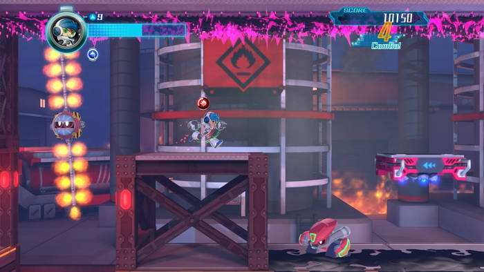 mighty no. 9 nrs