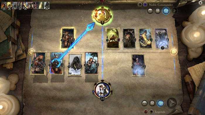 Disponibile una nuova modalità PvP in The Elder Scrolls Legends