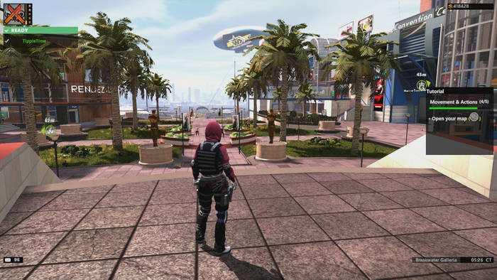 Il MMO action APB Reloaded è scaricabile gratuitamente su PS4