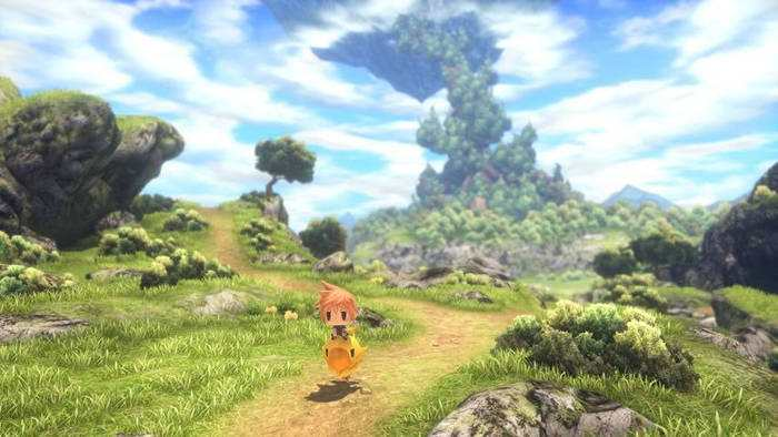 Recensione: World of Final Fantasy - Tanta nostalgia