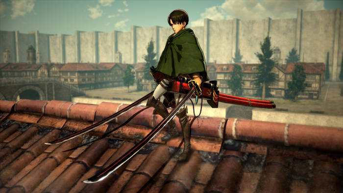 attack on titan wings of freedom nrs