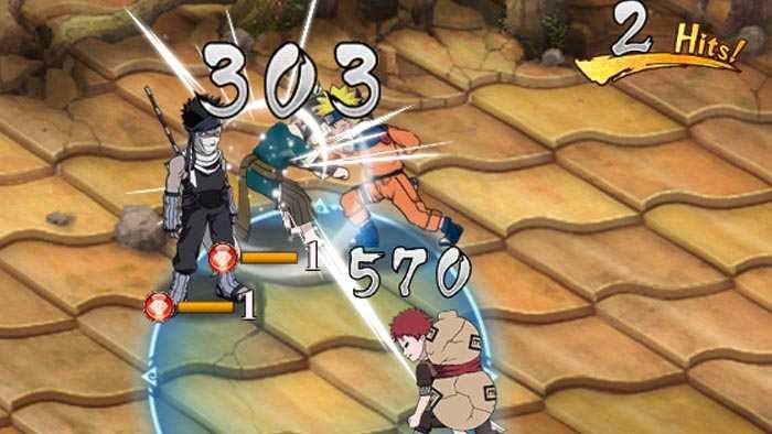 Rilasciato un nuovo aggiornamento per Naruto Shippuden Ultimate Ninja Blazing
