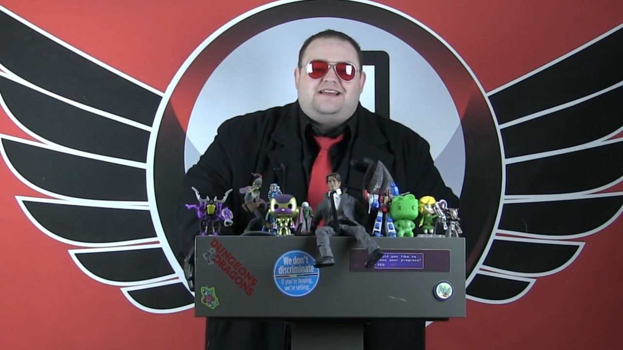 Jim Sterling videogames