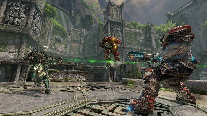 Galena si fa strada in Quake Champions, classe ibrida per i più tattici