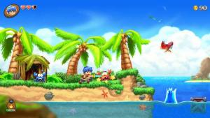 monster boy and the cursed kingdom giochi in uscita