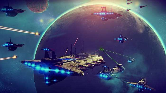 [Recensione] No Man's Sky – Houston, we have a problem