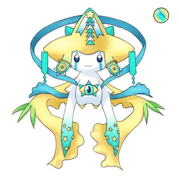 mega jirachi