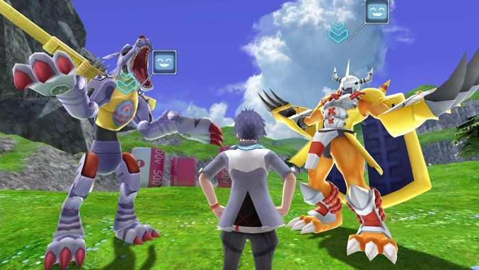 Rivelati nuovi contenuti per Digimon World Next Order